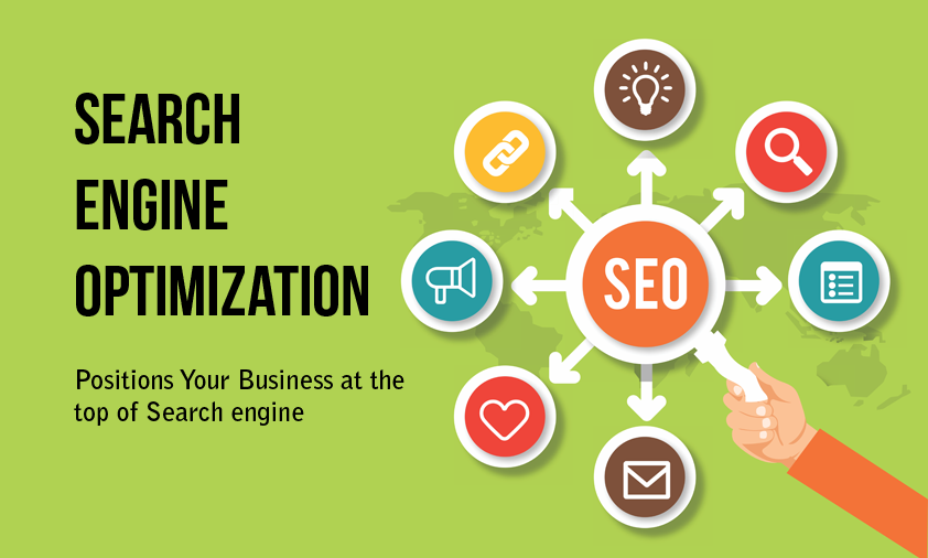 SEO- Search Engine Optimization Services